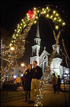 Christmas on the Morristown Green
